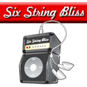 Six String Bliss guitar podcast