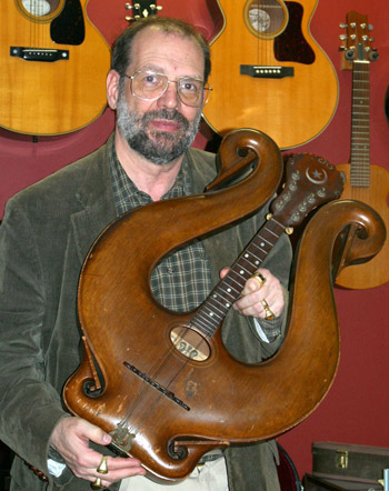 Episode 115: Interview with George Gruhn – Six String Bliss
